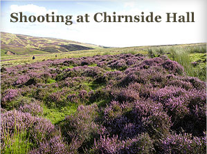 Shooting at Chirnside Hall Hotel